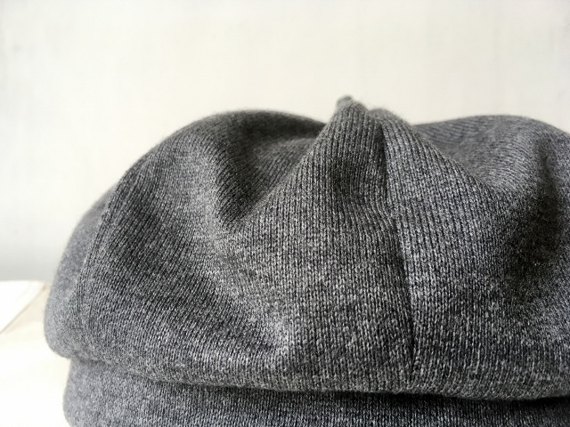 BERET|CHACOAL【S/M】