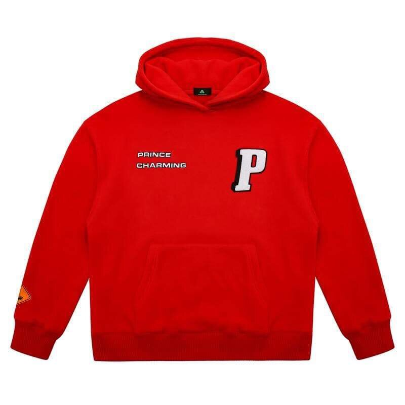 A FEW GOOD KIDS AFGK Prince Charming Hoodie RED