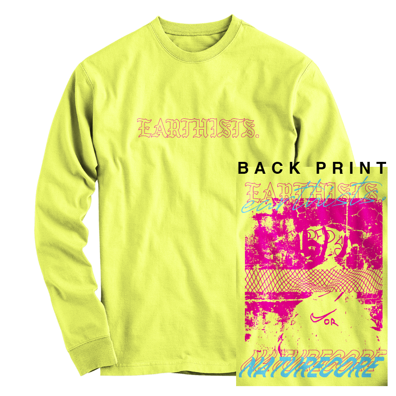 HYPERSPEKTIVE LONG SLEEVE T-SHIRTS - 画像1