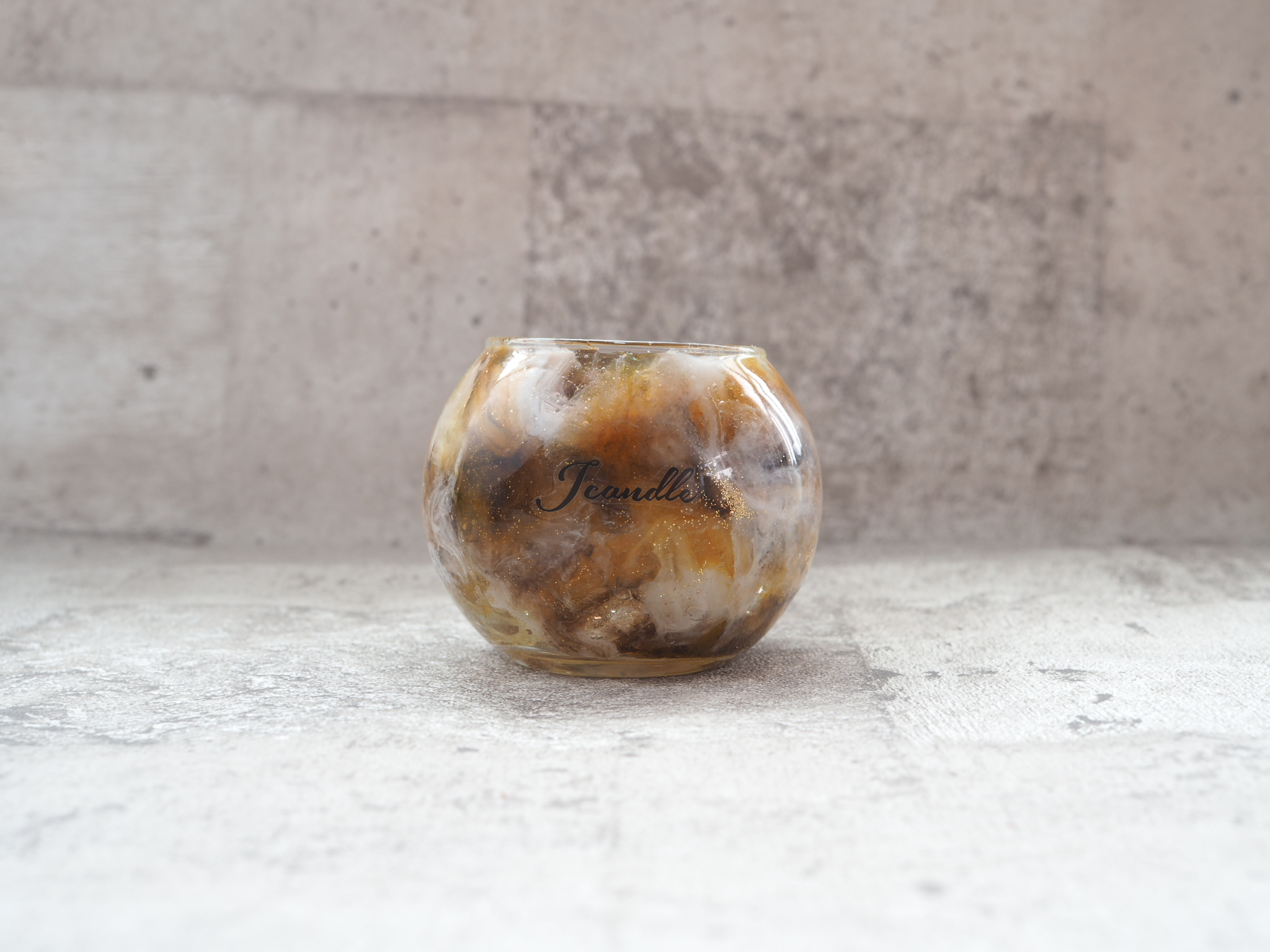 Marble Aroma Candle
