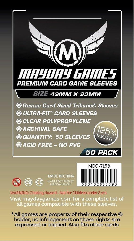 (49x93mm) Mayday カードスリーブ(プレミアムタイプ)  MDG-7138