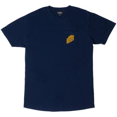 SEAGER #Mojave Inn Pocket Tee