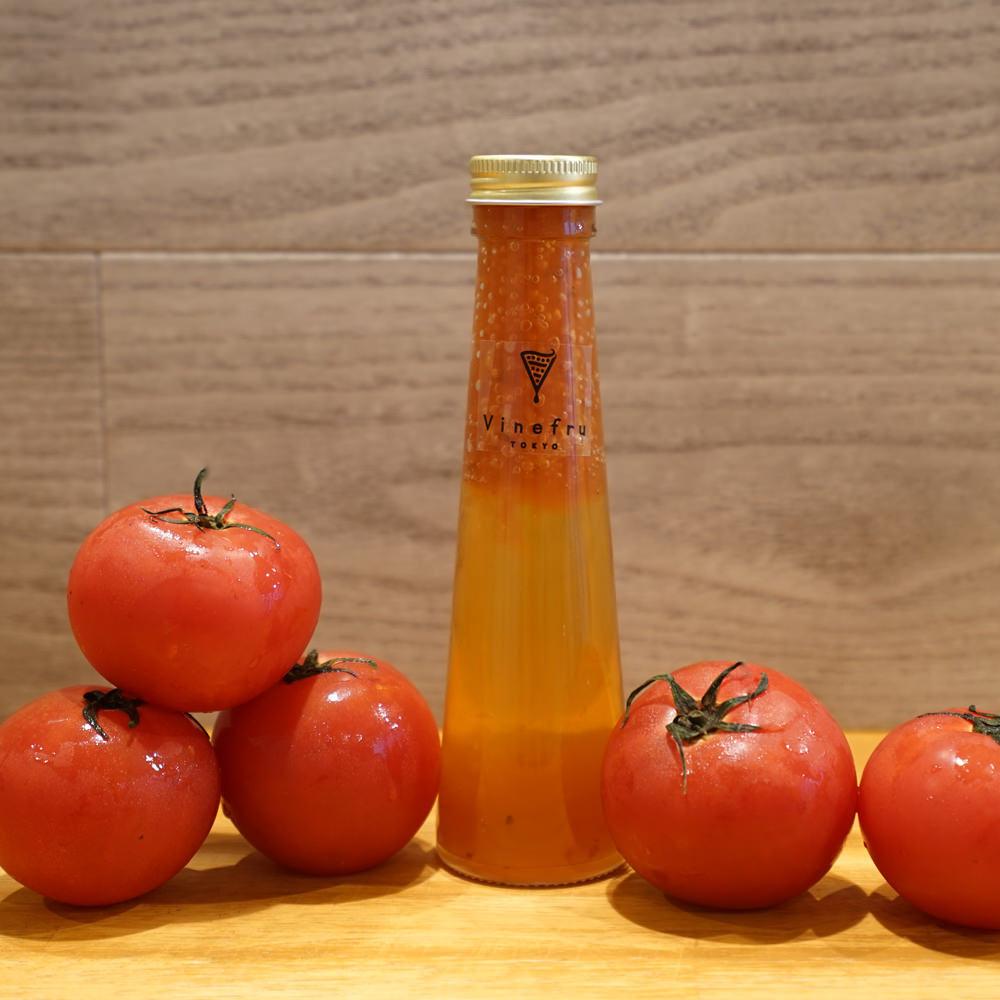 長野県産フルーツトマト 130ml 4倍濃縮