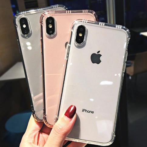 iPhone11 iPhone11Pro iPhone11ProMax【お取り寄せ商品、送料無料】3カラー クリア 無地 アンチノック ソフト iPhoneケース