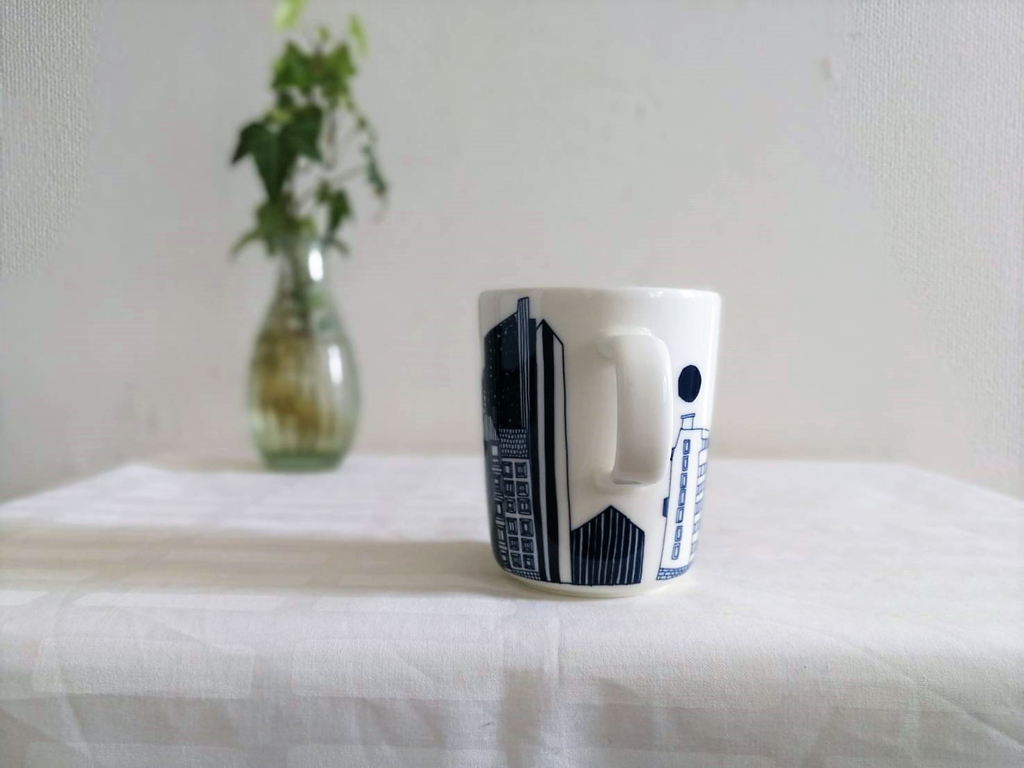 [廃盤] マグカップ / マリメッコ / Siirtolapuutarha (NV)
