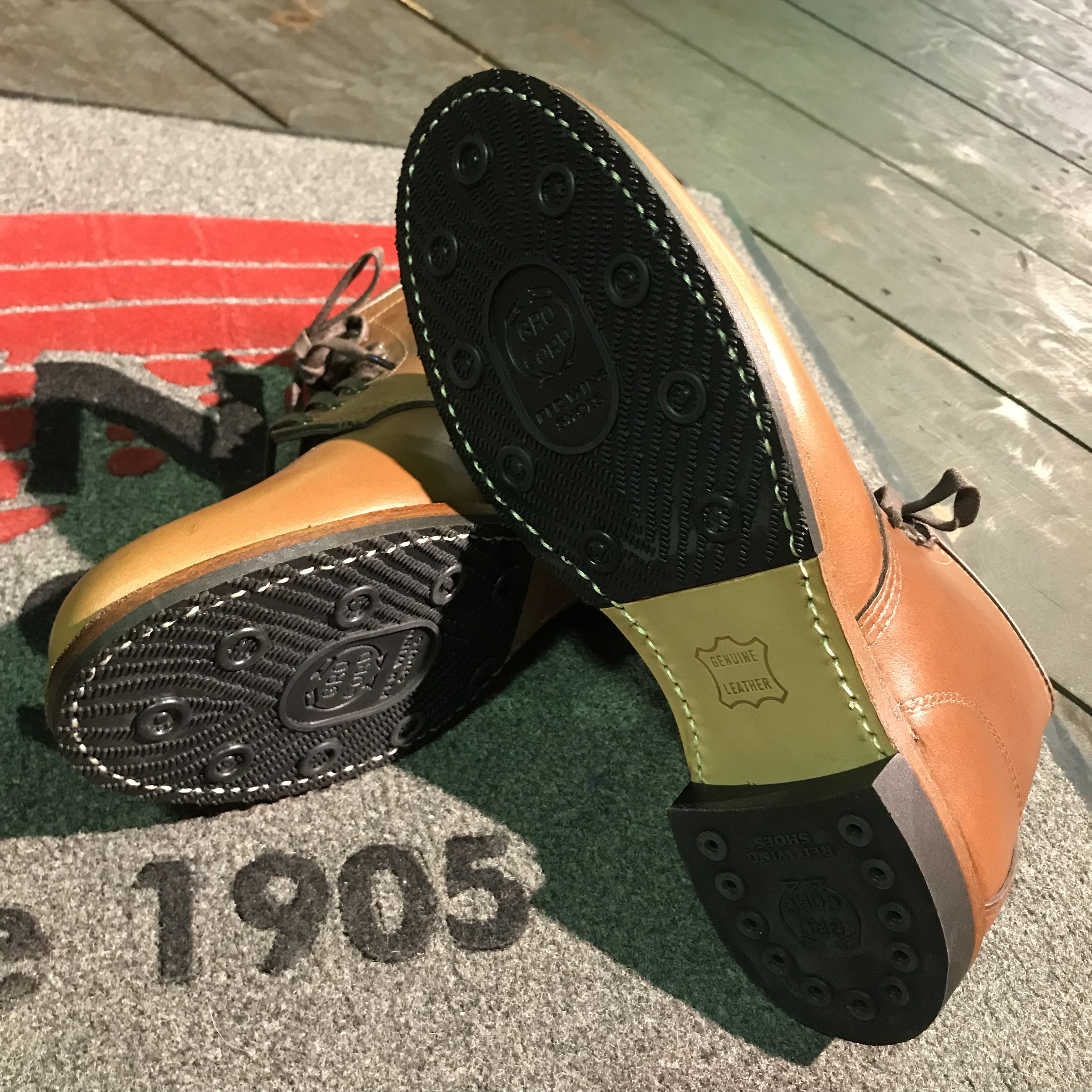 RED WING #9063