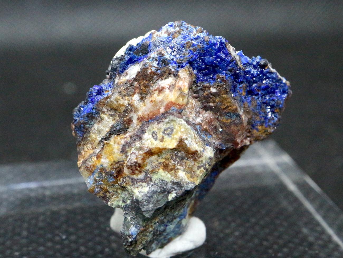 アリゾナ産 リナライト Linarite (青鉛鉱) 10g LN002