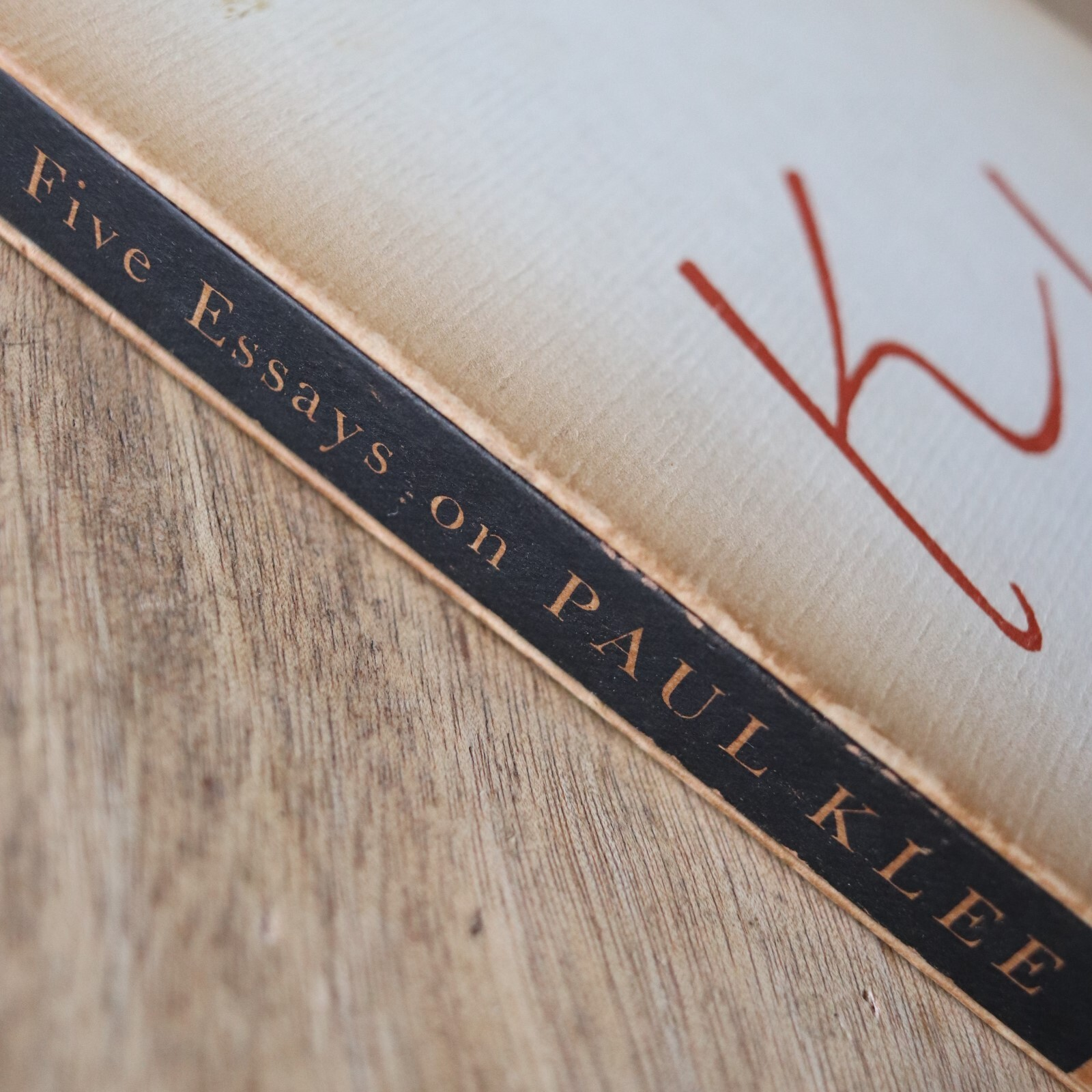FIVE ESSAYS ON PAUL KLEE / Merle Armitage