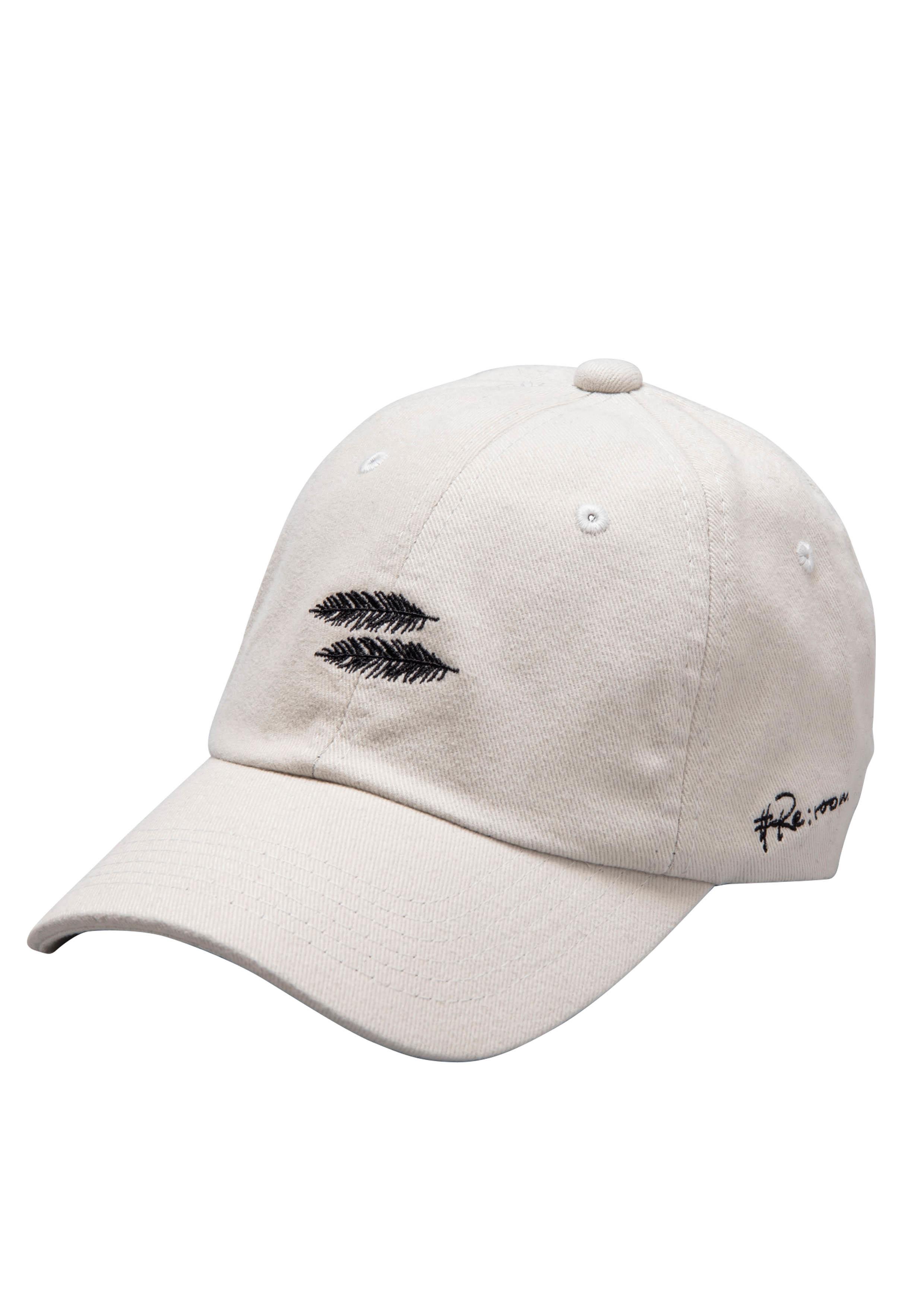 PALM REAF LOGO COTTON CAP[REH067]