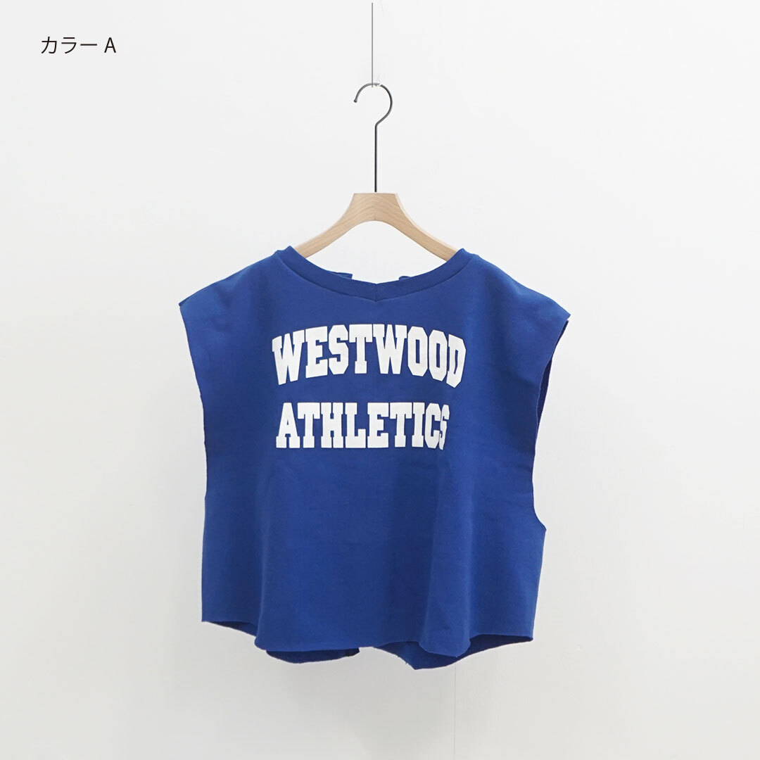 yoused ユーズド SWEAT NO SLEEVE VEST スウェットノースリーブベスト 【返品交換不可】 (品番y-1003)