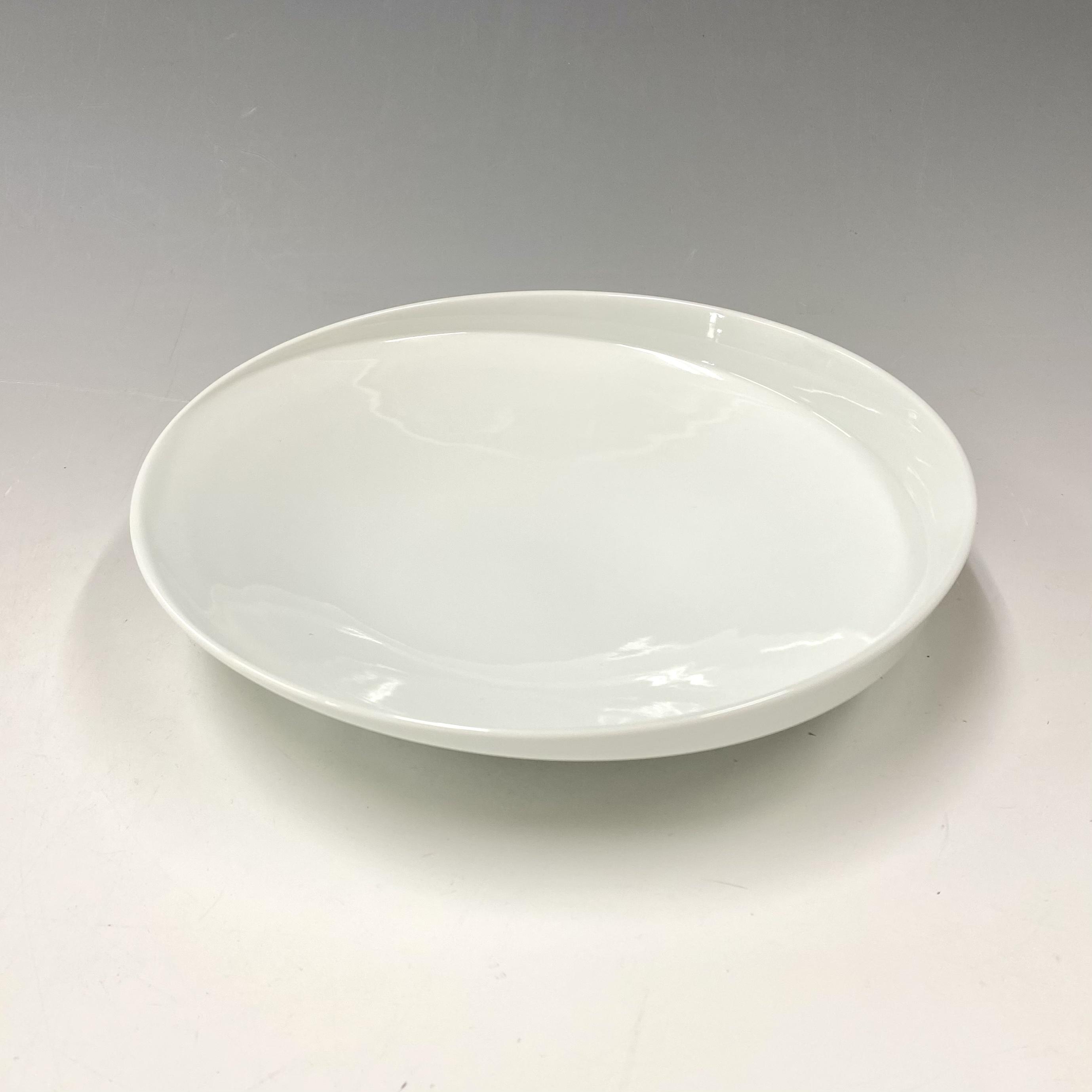 【中尾純】白磁鉢