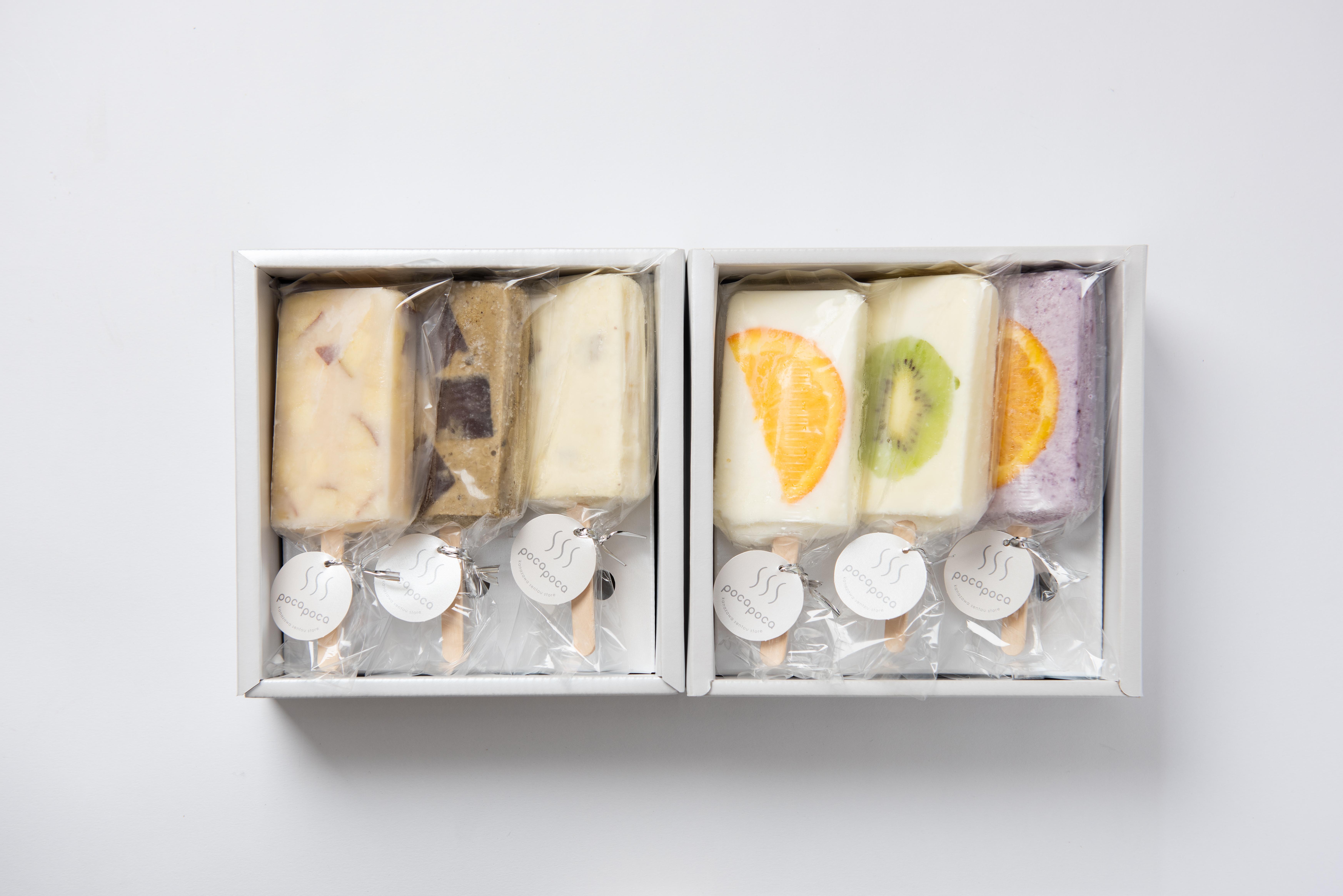 2箱セット (ヨーグルト・金沢)yoghurt mix & Kanazawa mix