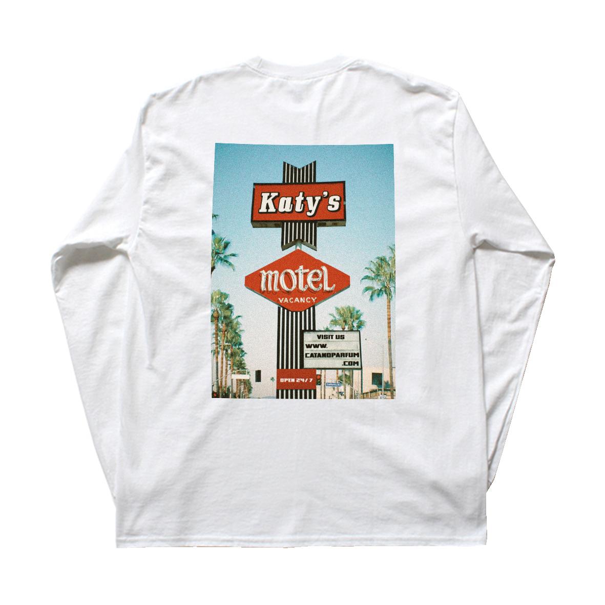 Katy's Motel Souvenir Long Sleeve