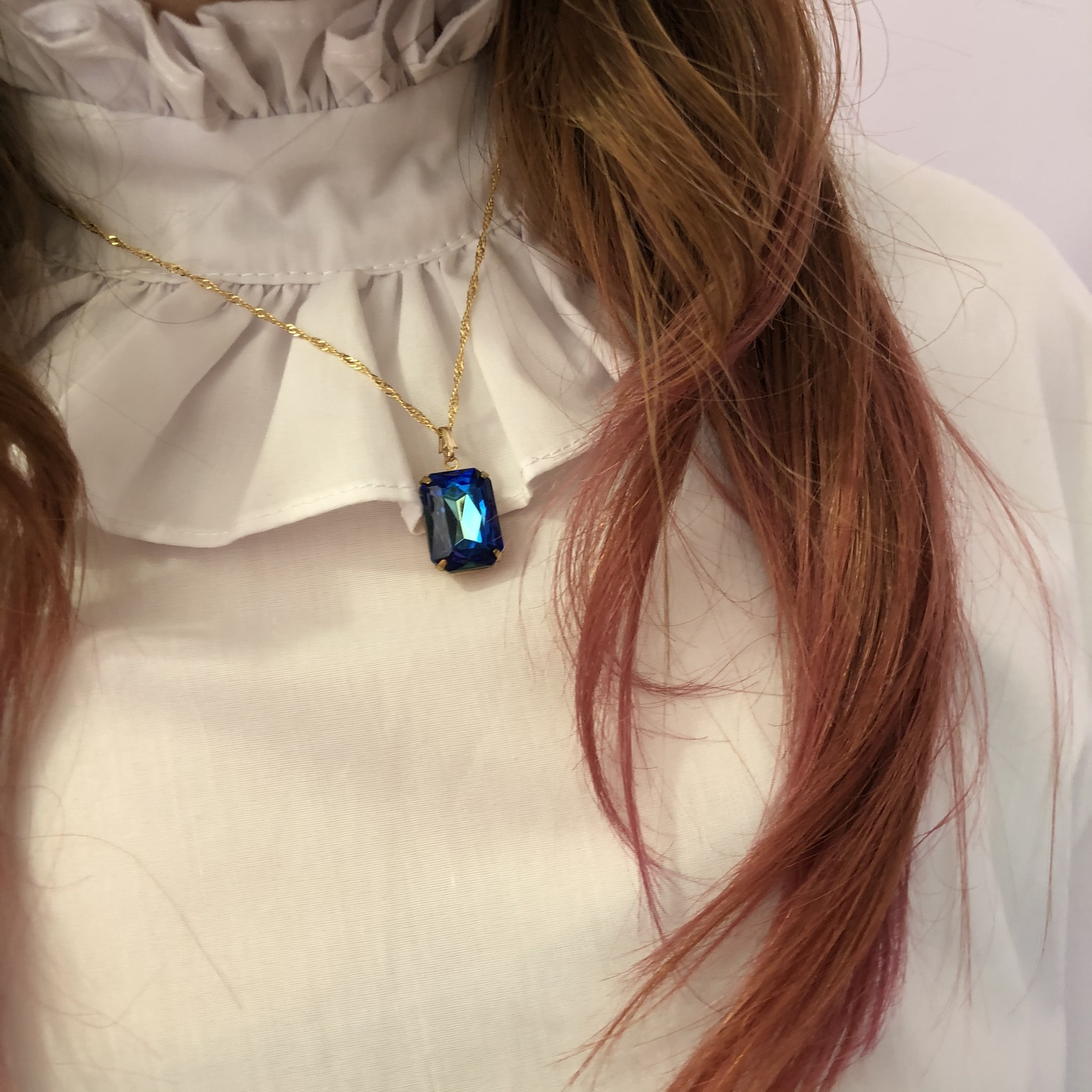 Mad Tea Salon neckless 5