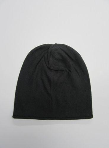 【送料無料】こころが軽くなるニット帽子amuamu|新潟の老舗ニットメーカーが考案した抗がん治療中の脱毛ストレスを軽減する機能性と豊富なデザイン NB-6060|消炭色(けしずみいろ)