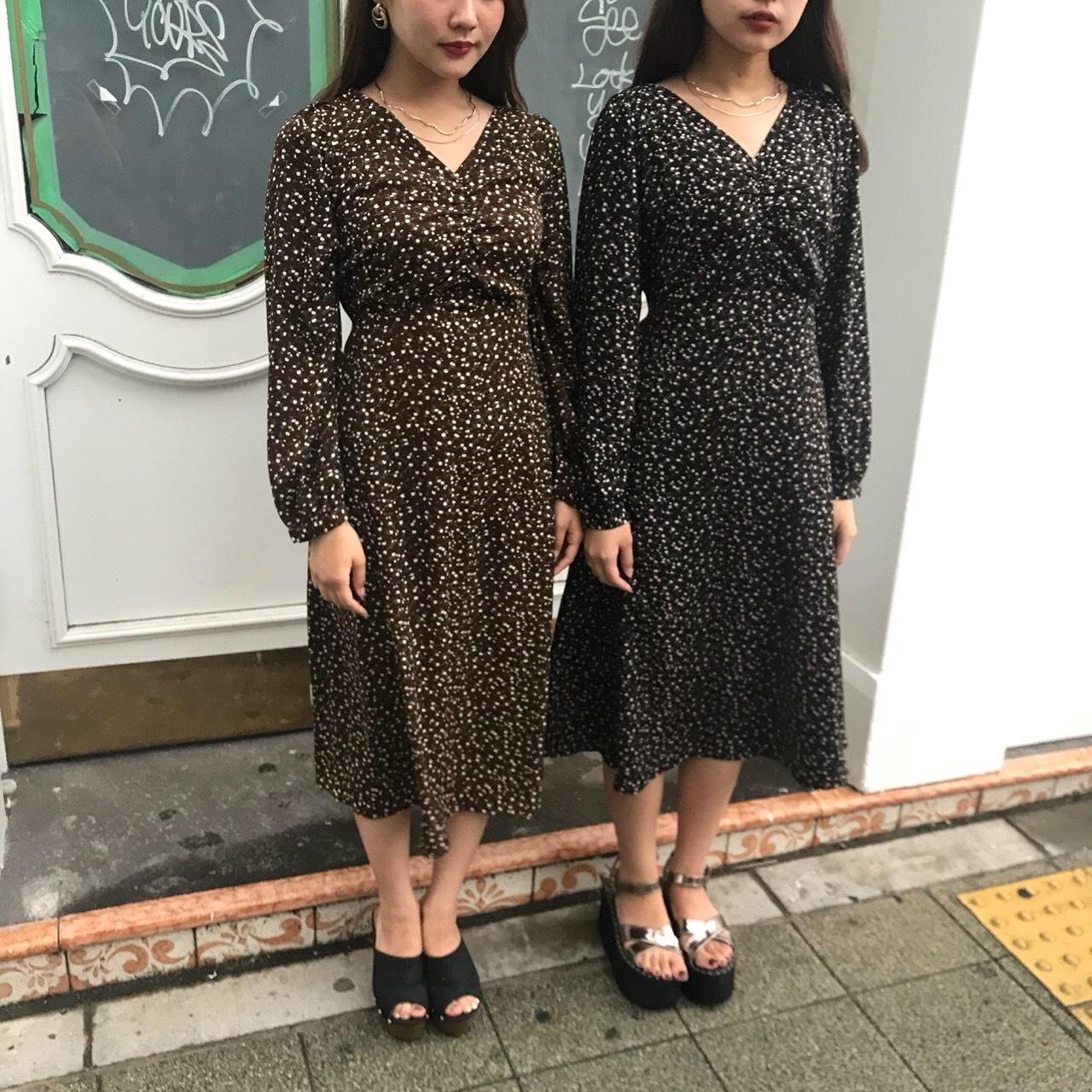 ♡Flower bountique dress