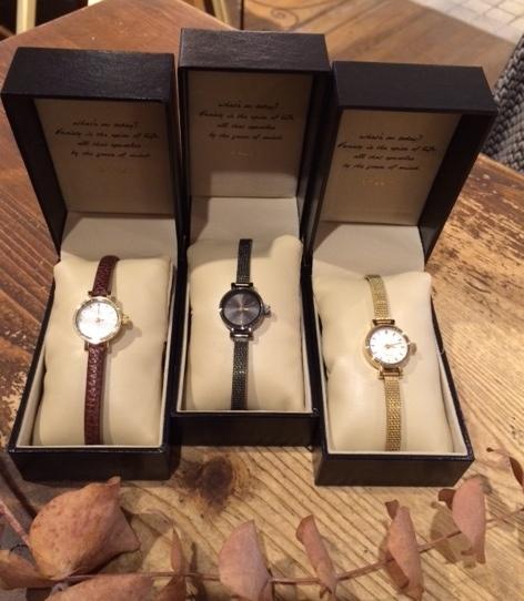 レディースウォッチ 腕時計 メタルバンド 革ベルト