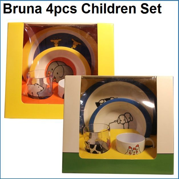 Bruna 4pcs Children Set