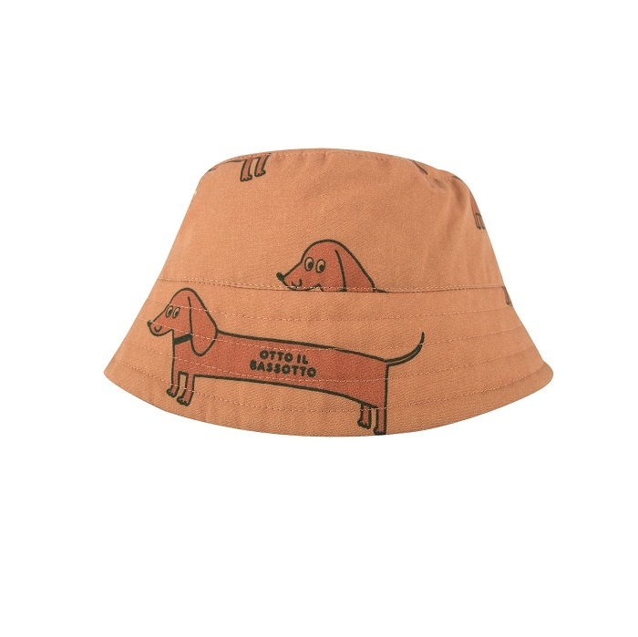 Tiny cottons IL BASSOTTO bucket hat