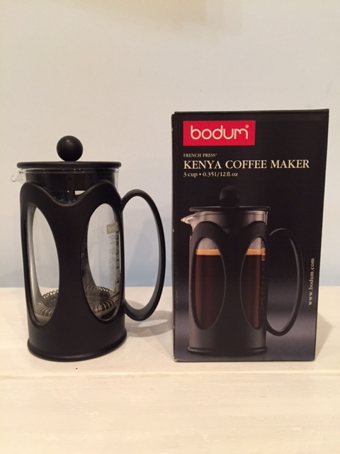 bodum FRENCH PRESS® KENYA COFFEE MAKER(0.35L)