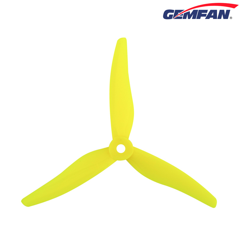 Gemfan Hurricane 51466 Propeller Lemon Yellow