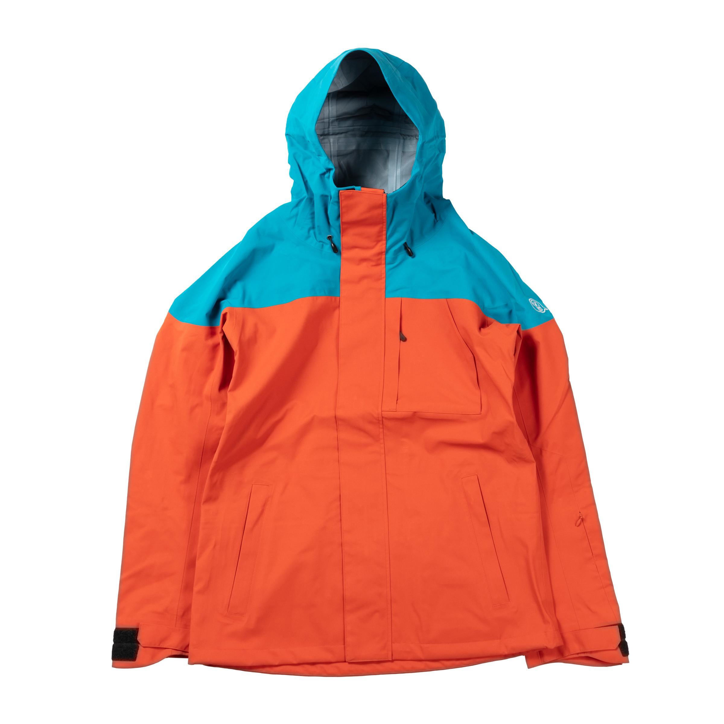 2021unfudge snow wear // PEEP JACKET // ORANGE / 10月中旬発送