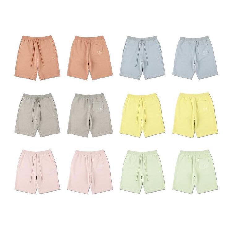 WDS SEA (pigment-dye) sweat shorts