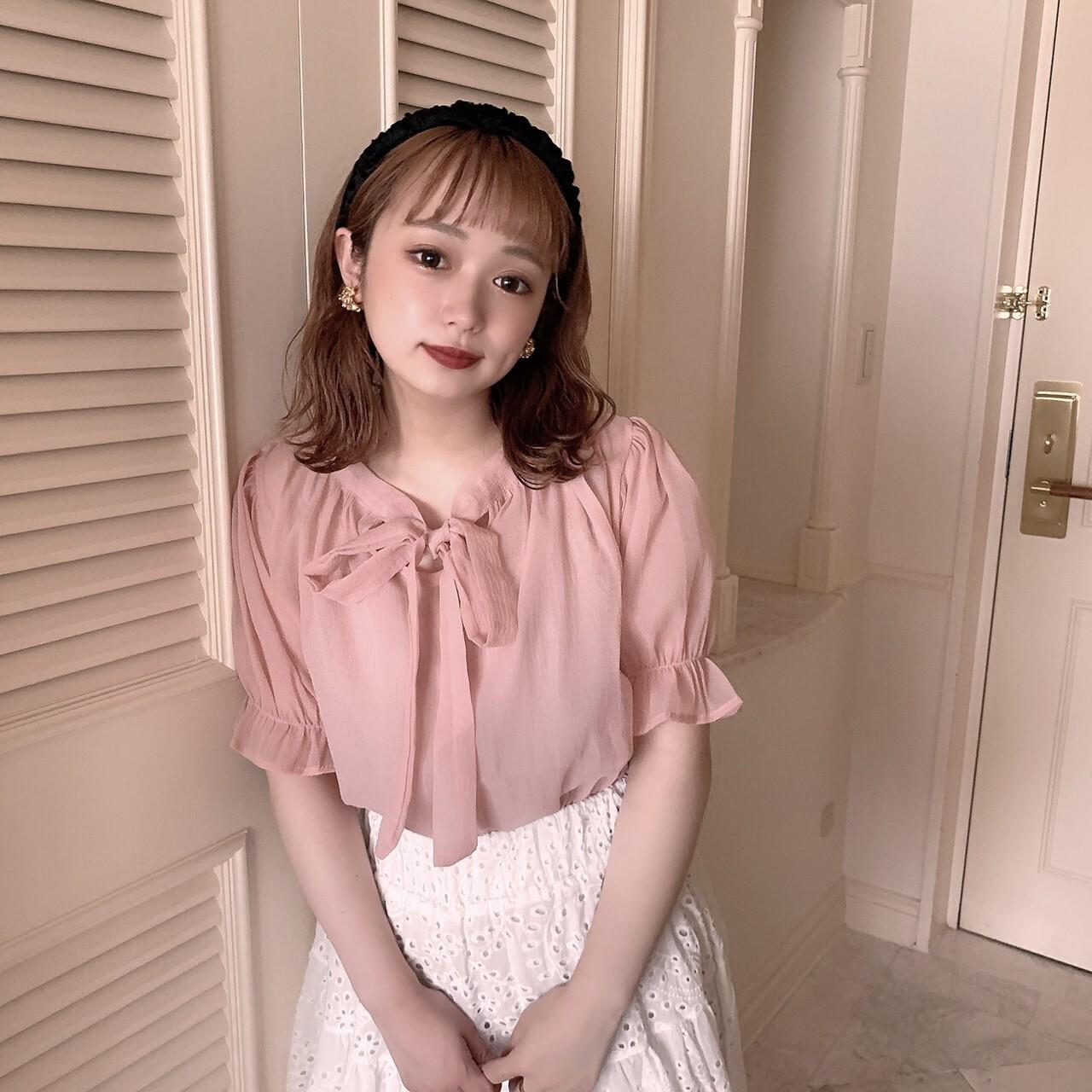 【meltie】satin kusyu hairband