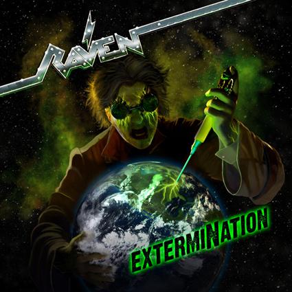 "RAVEN ""Extermination"""