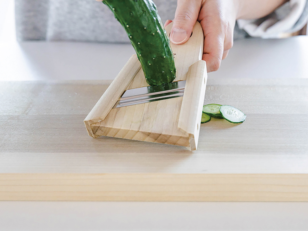 木製調理器 「ちょっとスライス」 ポストIN発送対応商品