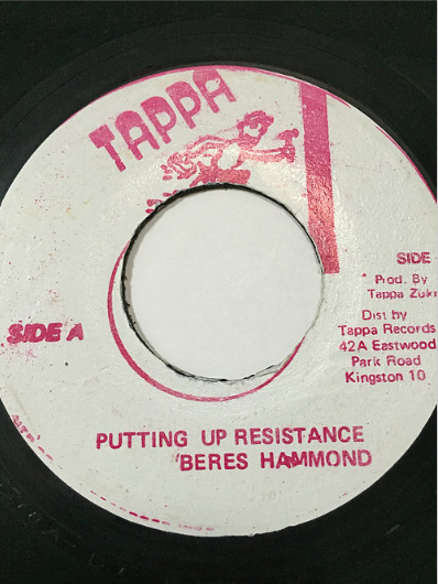 Beres Hammond(ベレスハモンド) - Putting Up Resistance【7'】