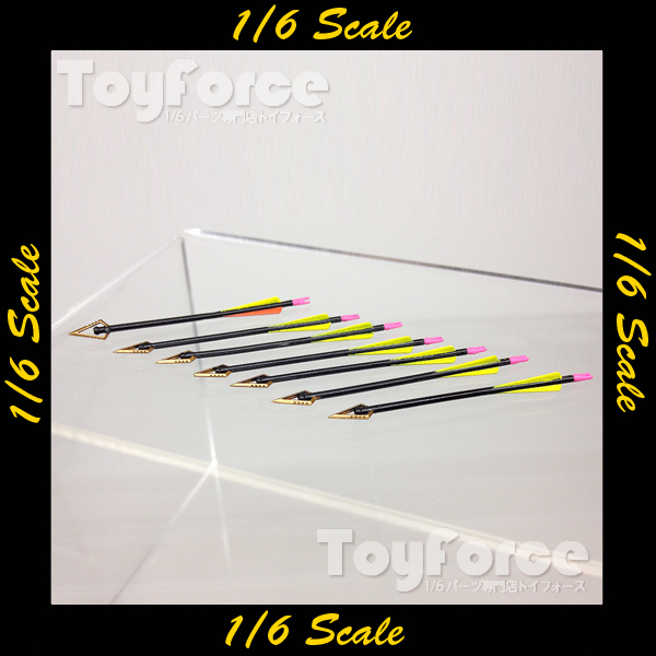 【02739】 1/6 ZC World 弓矢セット