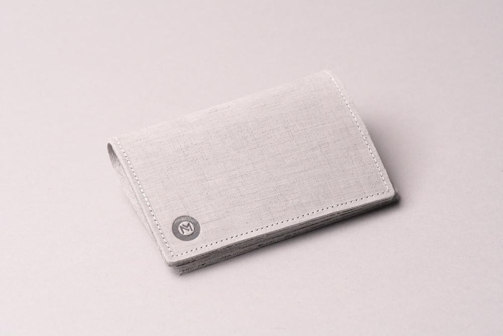 ギフトラッピング無料〇 カードケースSC □グレー□ - 画像1