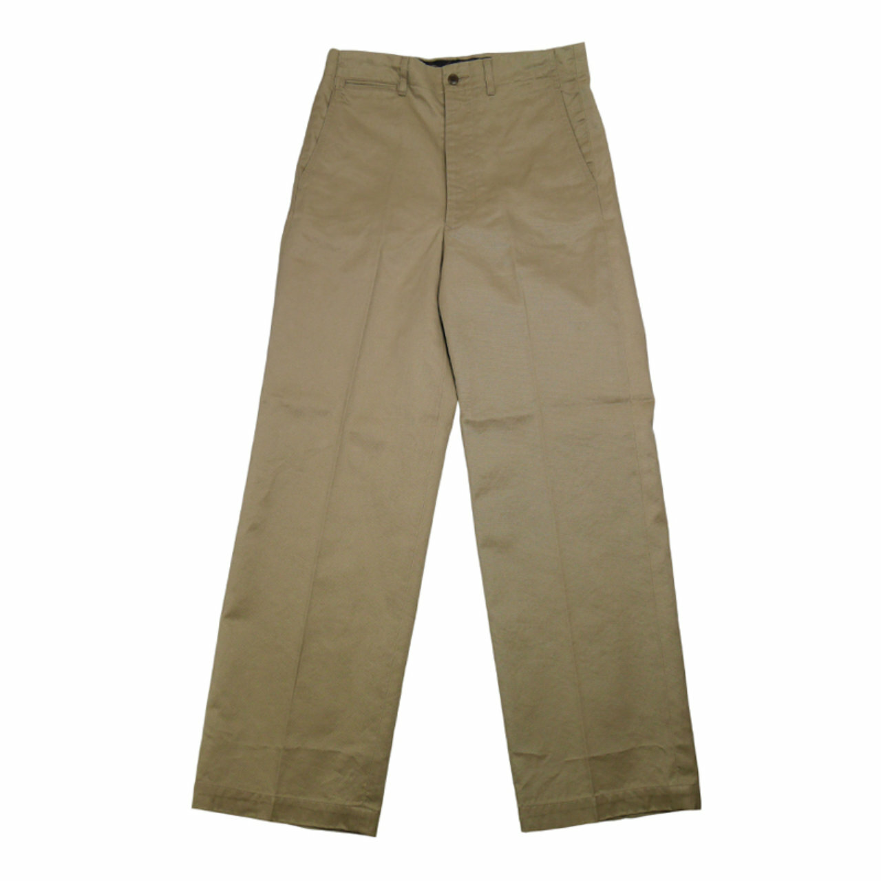 """Ronnie"" Wide Chino Pants 【OR GLORY】"