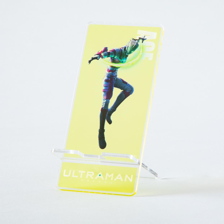 アニメ「ULTRAMAN」アクリルスマホスタンド-ACE-