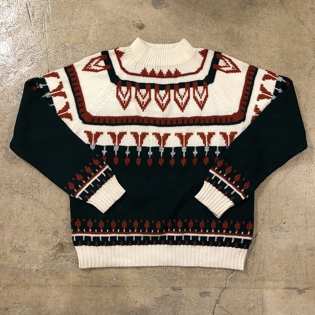JC Penney 70's Sweater
