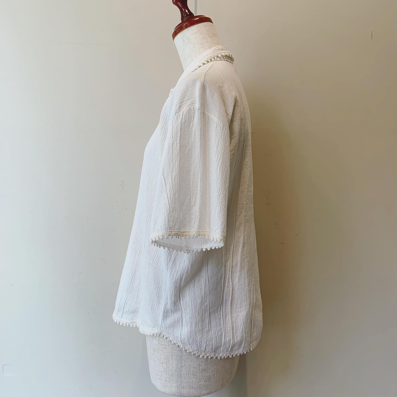 vintage Greece cotton tops