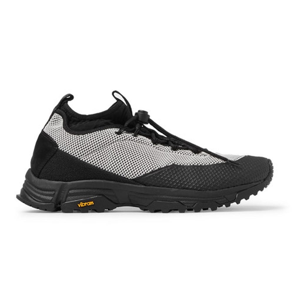 ROA Sneakers BLACK × WHITE