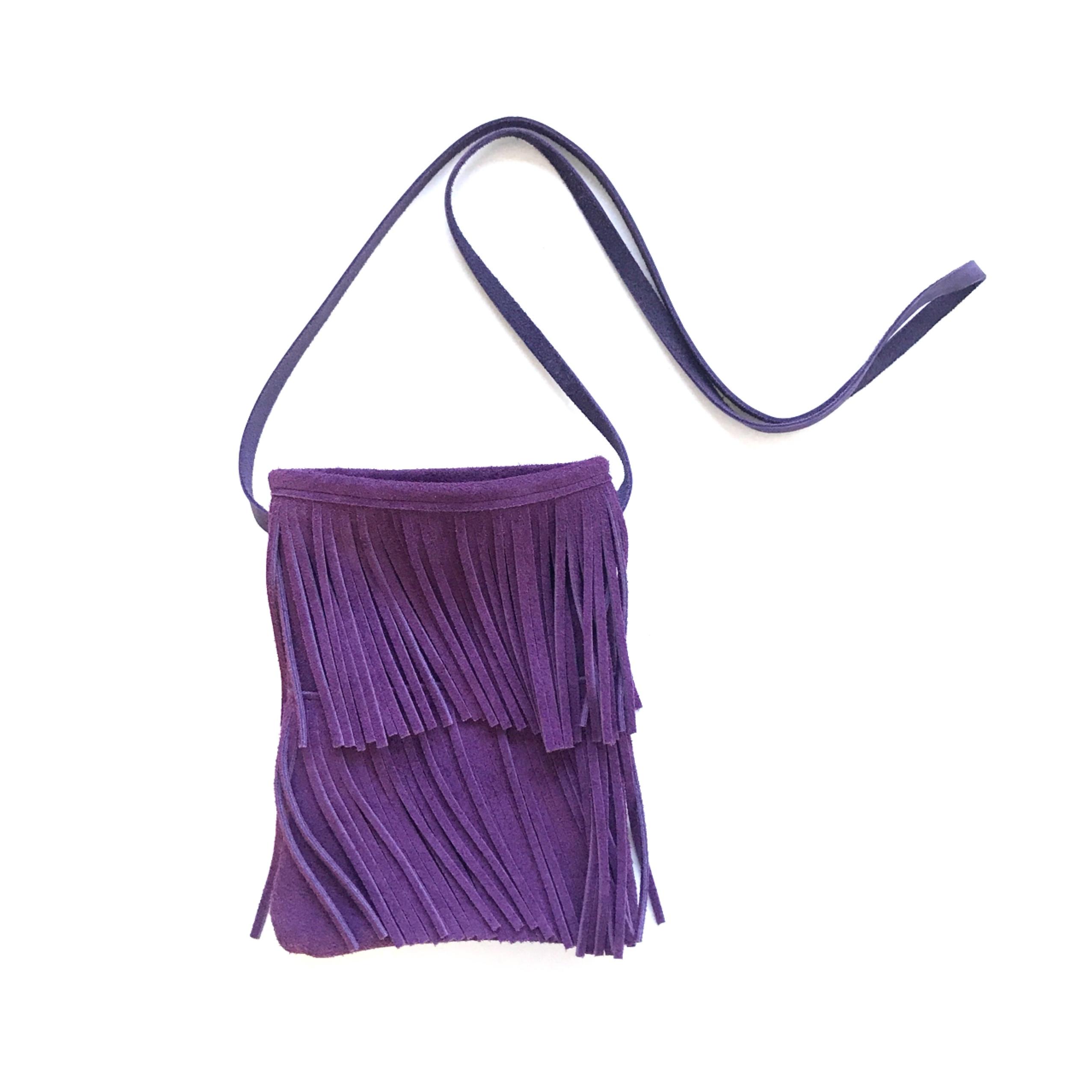fringe purple
