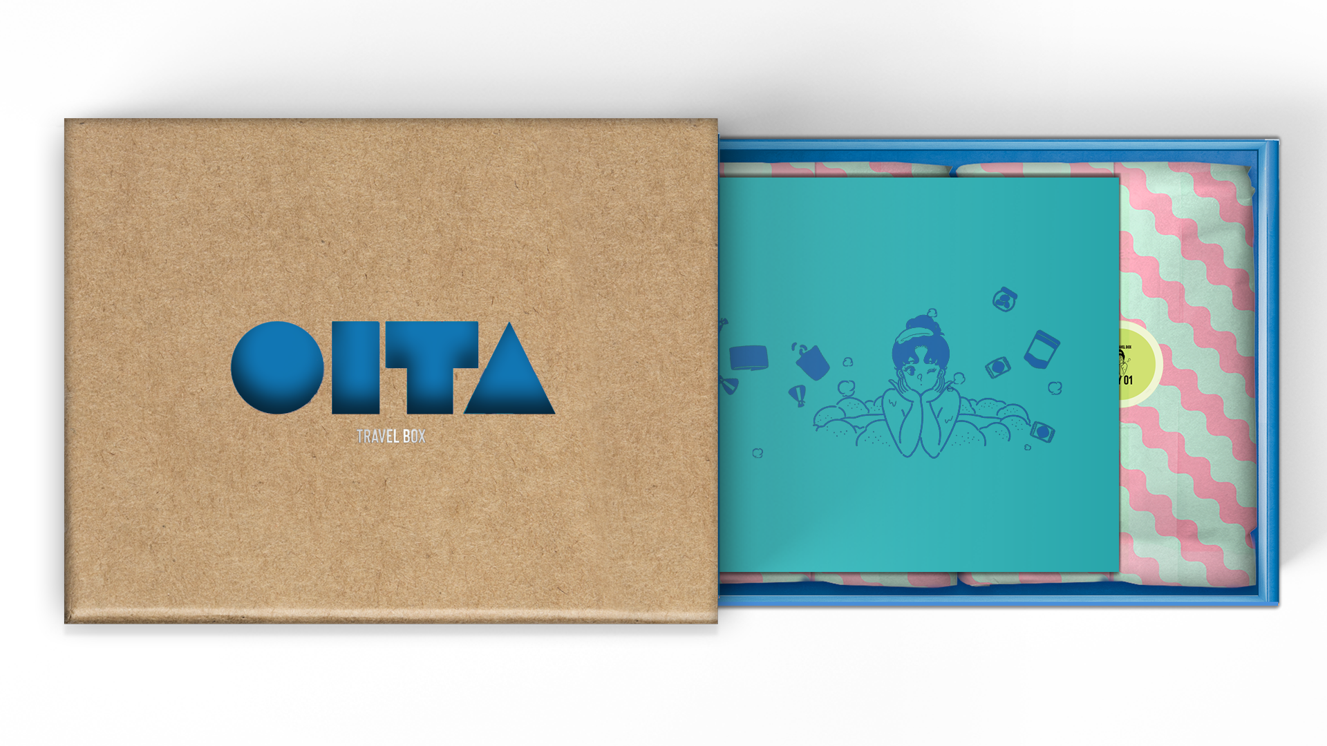 OITA TRAVEL BOX
