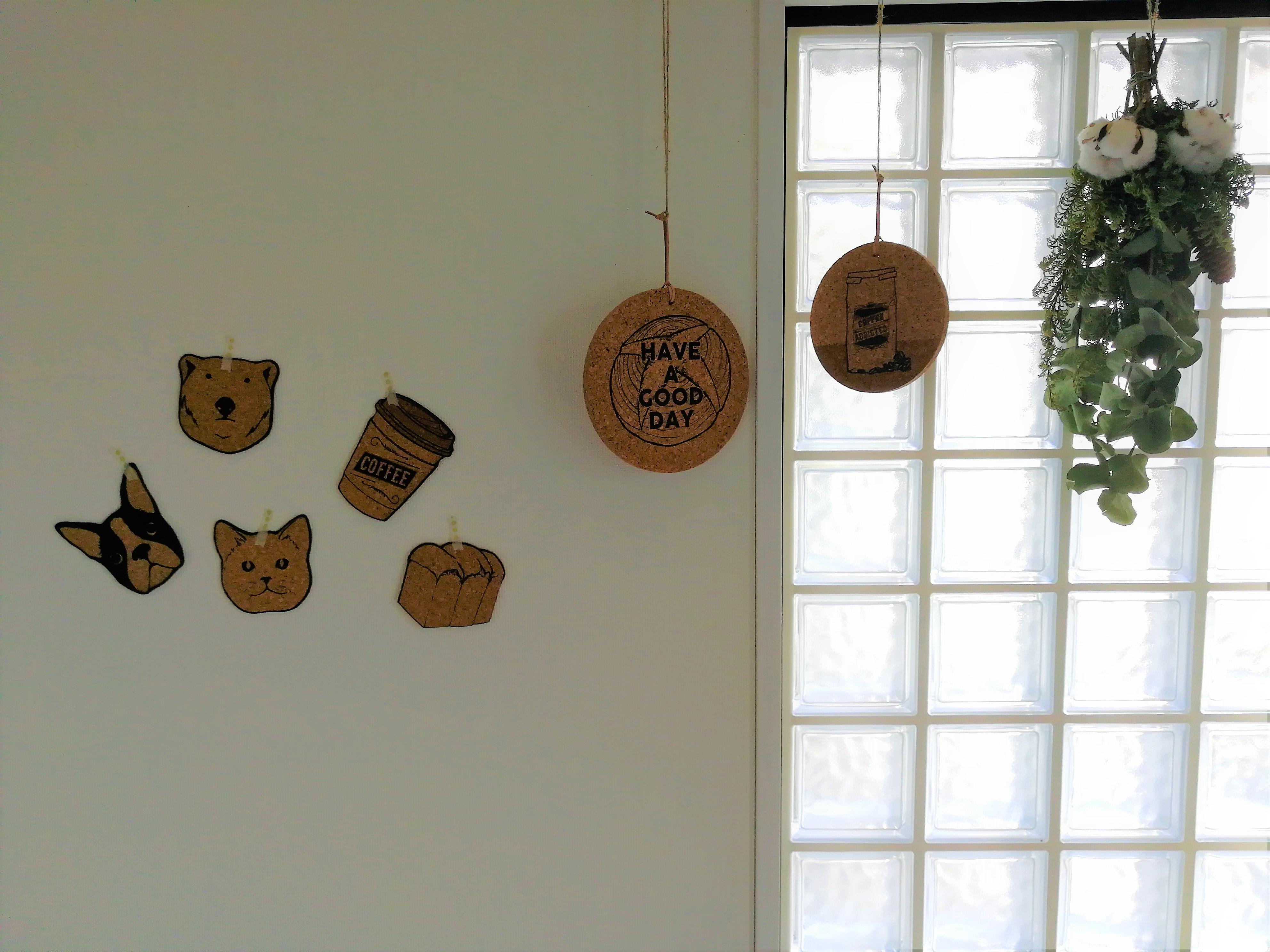 こねこのコースター / THE TOKYO CORK / コルクコースター