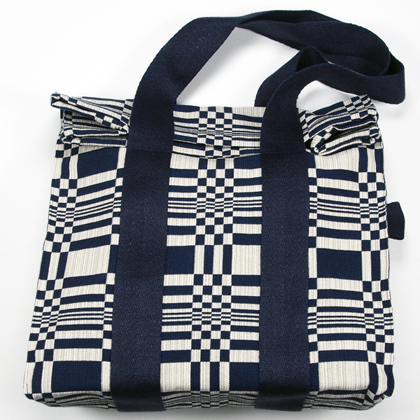 JOHANNA GULLICHSEN Shopping Bag Doris Dark Blue