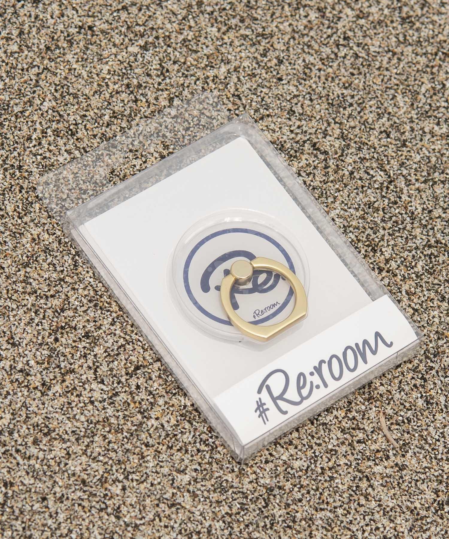 Re ROUND Smart Phone RING[REG076]