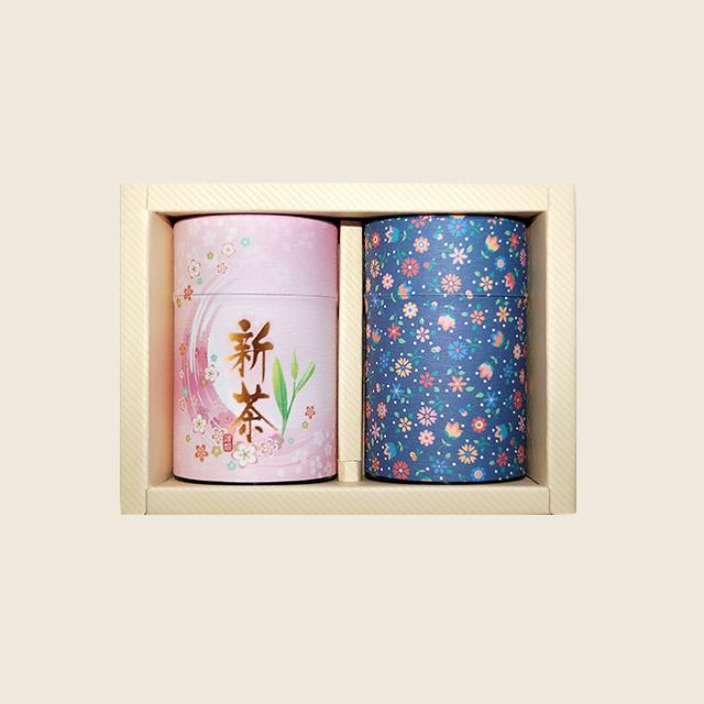 山香(80g和紙缶2本セット)