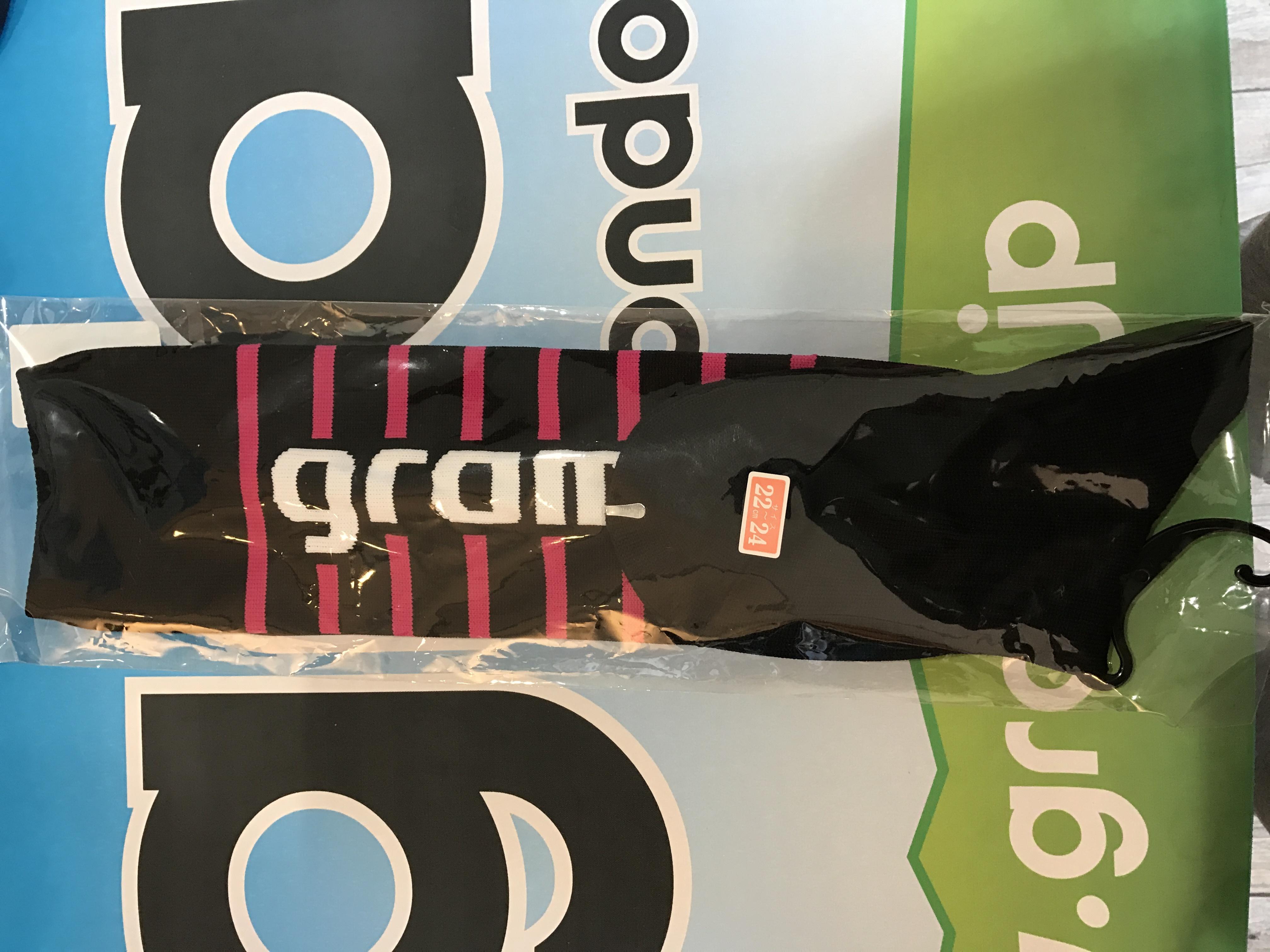 gramo ロングソックス(SO-003)