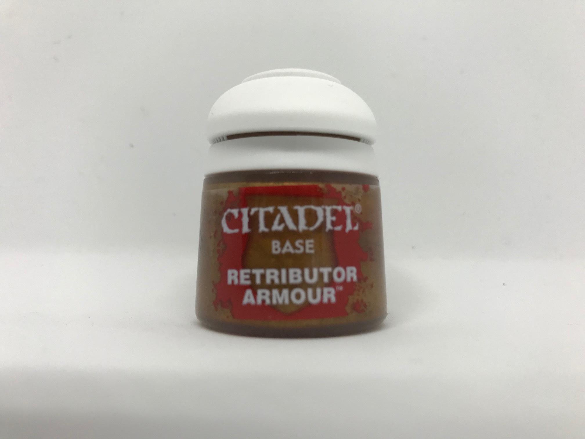 BASE:RETRIBUTOR ARMOUR シタデルカラー ベース