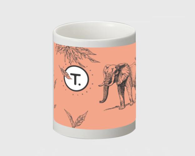 オリジナルカップ(Elephant)