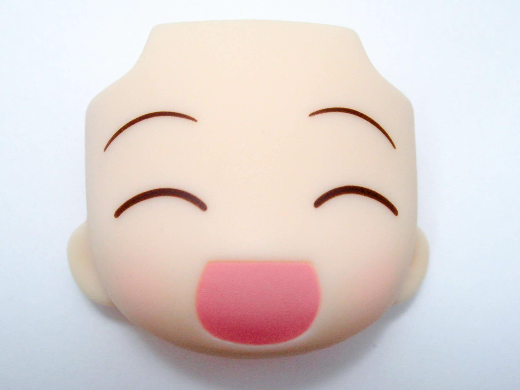 【1064】 小岩井よつば 顔パーツ 笑顔 ねんどろいど