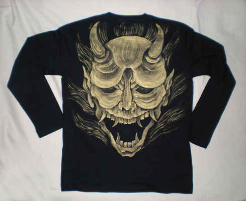 般若-ロングTシャツ-
