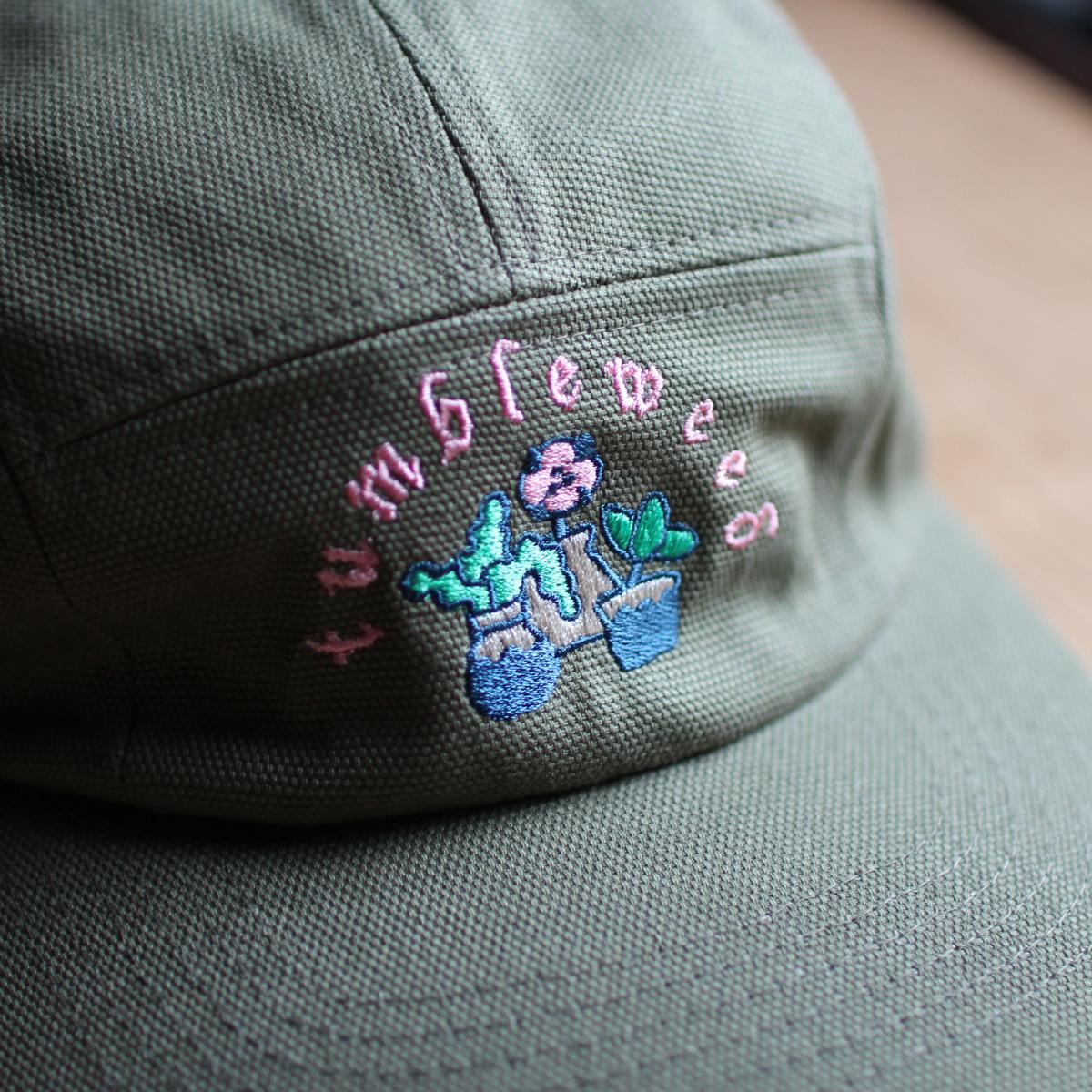 【TUMBLEWEED】 VERANDAH  camp cap
